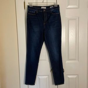Sanctuary High Rise Skinny Jeans Size 12